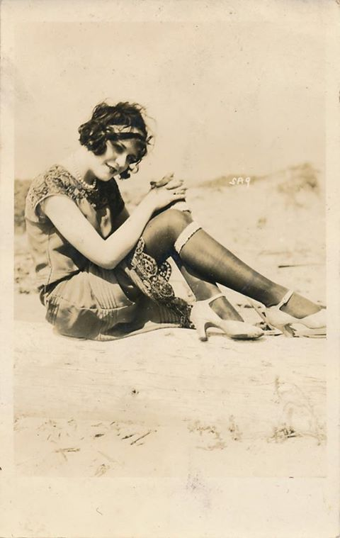Grandma Was A Flapper