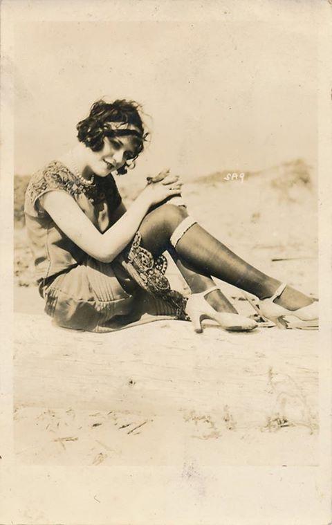 Grandma Was A Flapper